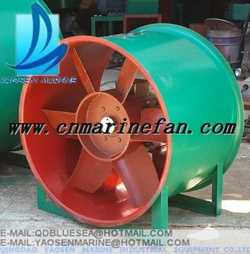 T30NO.6A Axial supply fan for industry use