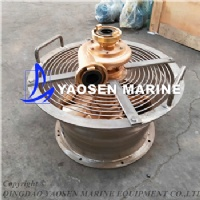 CSZ300 Marine water driven gas free fan