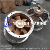 CSZ300 Marine water driven fan for cleaning use