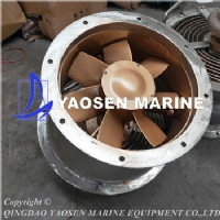 CSZ380 Vessel sparkless water driven axial fan