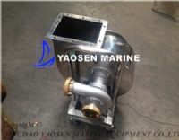 CSL240 Marine Water power gas freeing fan