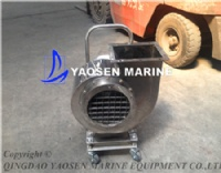 CSL260 Oil Tanker water driven gas freeing fan