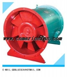 HTF-I NO.8 Industrial High temperature fan