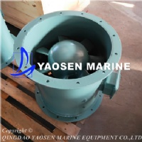 JCZ35B Marine axial fan for ship use