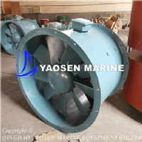 JCZ80A Marine cargo room ventilation fan