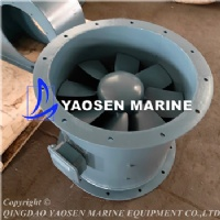 CZF45A Marine axial fan for ship use