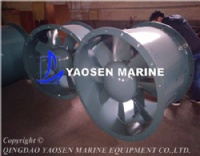 CZF100A Axial flow fan for ship use