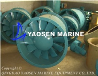 CZF140A Marine cargo hold exhaust fan
