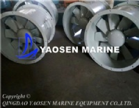 JCZ80B Marine axial flow fan for ship