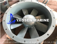 JCZ100A Ship axial flow fan