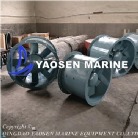 JCZ100C Ship use axial fan