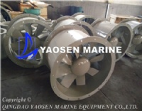 JCZ100C Ship exhaust blower fan