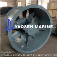 JCZ100D Vessel axial flow ventilation fan