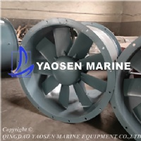 JCZ100D Vessel use exhaust fan blower