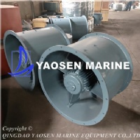 JCZ110A Vessel use Axial flow ventilator