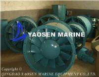 JCZ140A Ship marine axial fan-exhaust fan