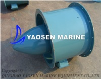 CLZ9J High pressure marine axial fan