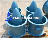 CLZ10J Vessel use marine axial fan