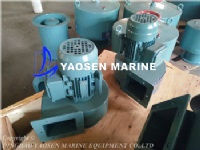 JCL23 Ship blower centrifugal fan