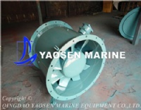 CBZ100B Marine pump room suction fan