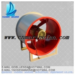 BT35NO.8A Industrial explosion-proof blower