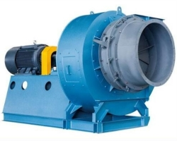 W4-73-11 Series Industrial high temperature centrifugal fan