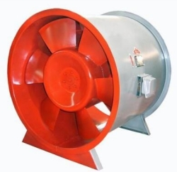 WXP series High temperature fire fighting smoke extraction fan