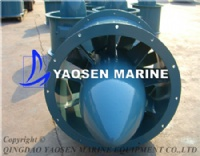 CLZ8J Vessel axial flow ventilator fan