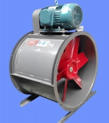 GD30K2-12 Series Belt driven type Axial flow fan