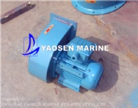 CWL-125G Vessel centrifugal suction fan